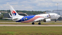 9M-MXC - Malaysia Airlines Boeing 737-800 aircraft
