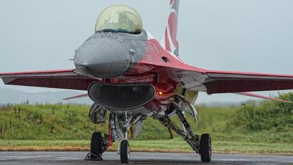 E-191 - Denmark - Air Force General Dynamics F-16A Fighting Falcon