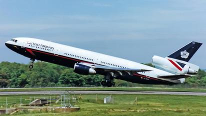 G-NIUK - British Airways McDonnell Douglas DC-10-30