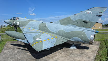 584 - France - Air Force Dassault Mirage III E series