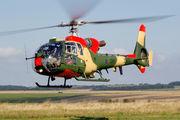 ZB671 - British Army Westland Gazelle AH.1 aircraft