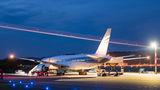 Aviation Link Boeing 777 visited Zurich