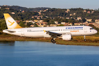 9H-FHA - FreeBird Airlines Airbus A320
