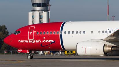 SE-RRP - Norwegian Air Sweden Boeing 737-8AS