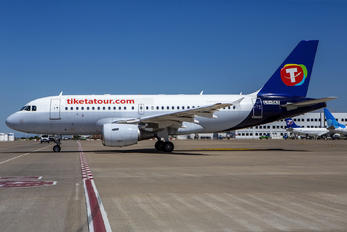 LY-TKT - SmartLynx Airbus A319