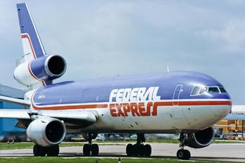 N316FE - FedEx Federal Express McDonnell Douglas DC-10-30F