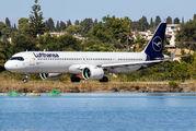 D-AIEI - Lufthansa Airbus A321 NEO aircraft
