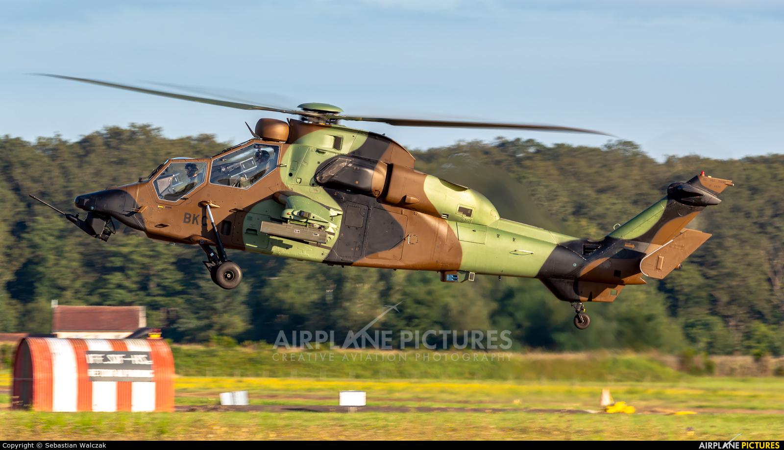 France - Army 6029 aircraft at Luxeuil-Saint-Sauveur AB