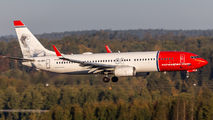 SE-RRT - Norwegian Air Sweden Boeing 737-800 aircraft