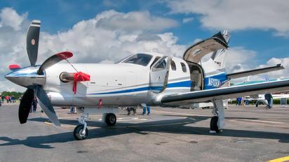 N910RW - Private Socata TBM 910