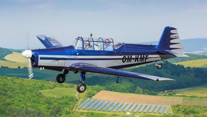 OM-KMF - Aeroklub Sabinov Zlín Aircraft Z-226 (all models)