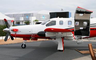 N850BU - Private Socata TBM 850
