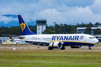 EI-HEZ - Ryanair Boeing 737-8-200 MAX