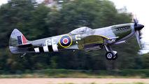 OO-XVI -  Supermarine Spitfire LF.XVIe aircraft