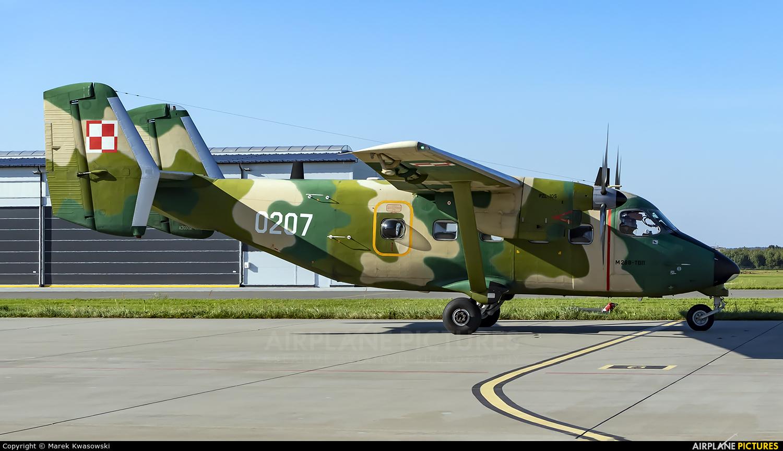 Poland - Air Force 0207 aircraft at Dęblin