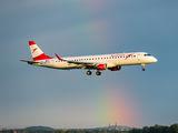 OE-LWP - Austrian Airlines/Arrows/Tyrolean Embraer ERJ-195 (190-200) aircraft