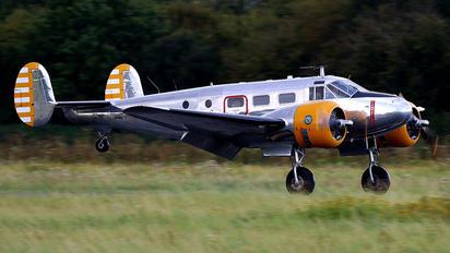 N184KP - Private Beechcraft 18 Twin Beech S series