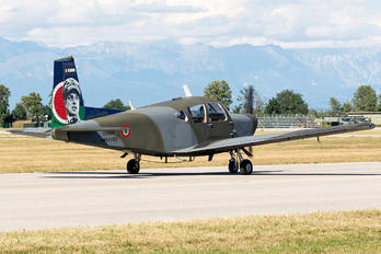 MM62002 - Italy - Air Force SIAI-Marchetti S. 208
