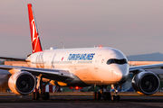 TC-LGE - Turkish Airlines Airbus A350-900 aircraft