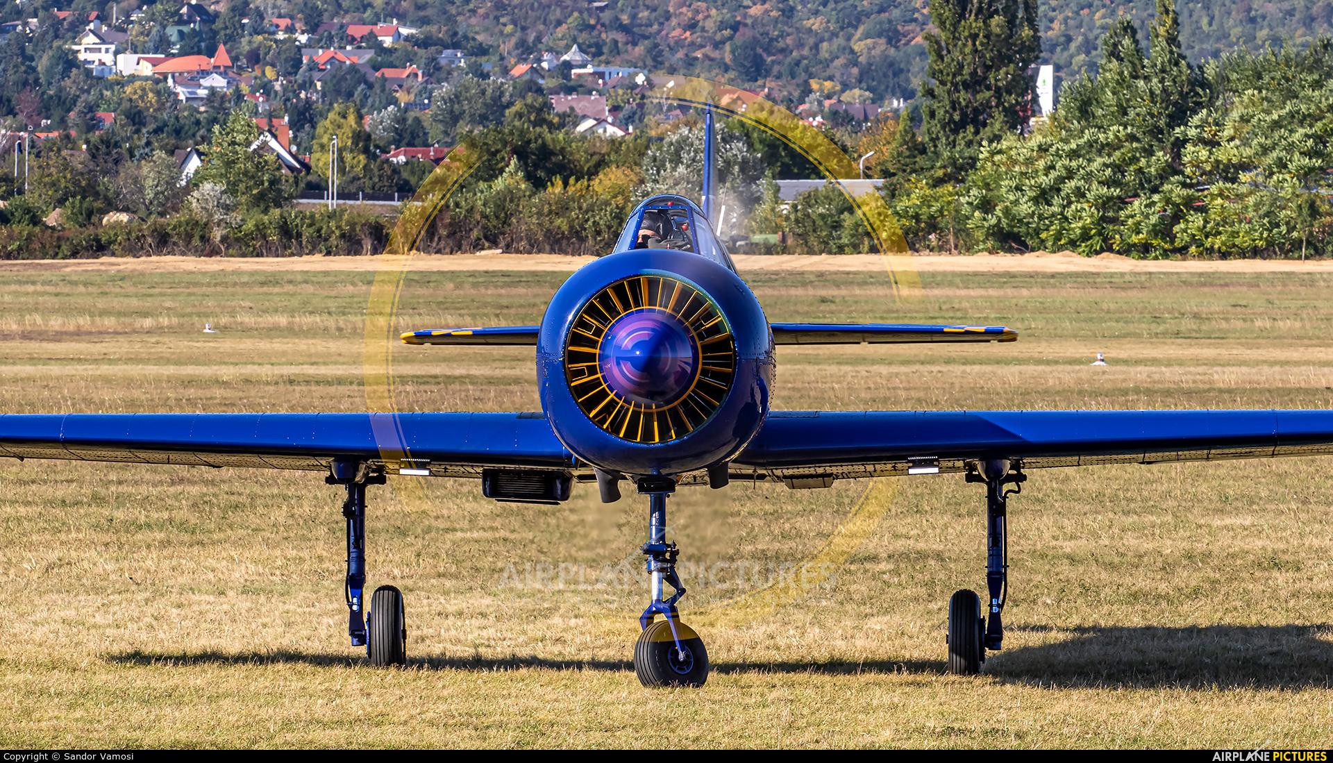 Private HA-CLV aircraft at Budaors