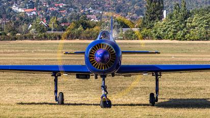 HA-CLV - Private Yakovlev Yak-52