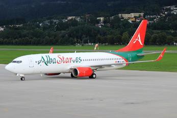 EC-NAB - AlbaStar Boeing 737-800