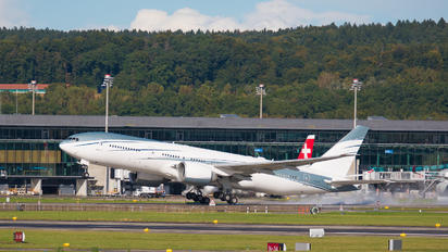 VP-CAL - Aviation Link Boeing 777-200LR