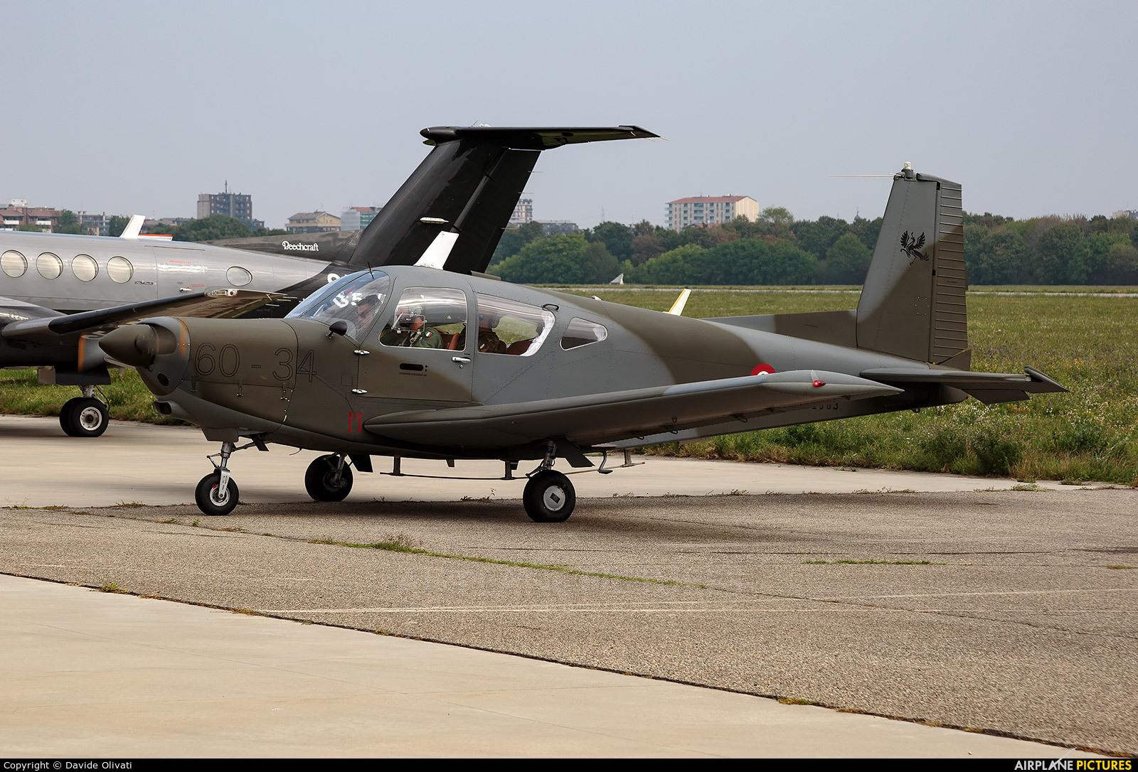 Italy - Air Force MM61983 aircraft at Milan - Bresso