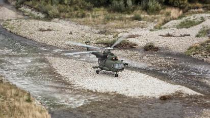 601 - Poland - Air Force Mil Mi-17