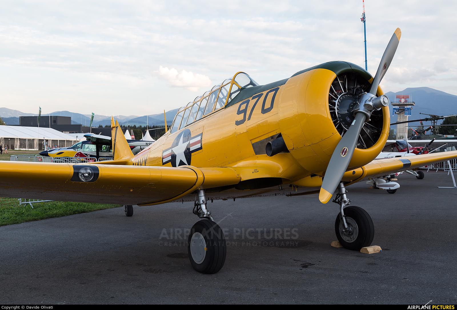 Private G-TXAN aircraft at Zeltweg