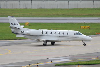 9H-GKM - Private Cessna 560XL Citation Excel