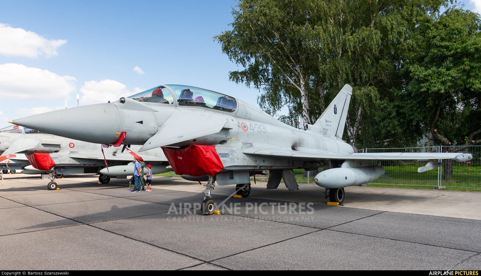 Italy - Air Force MM55130 aircraft at Malacky - Kuchyna