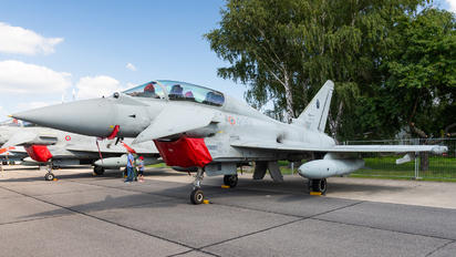 MM55130 - Italy - Air Force Eurofighter Typhoon T