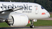 HB-AZE - Helvetic Airways Embraer ERJ-190-E2 aircraft