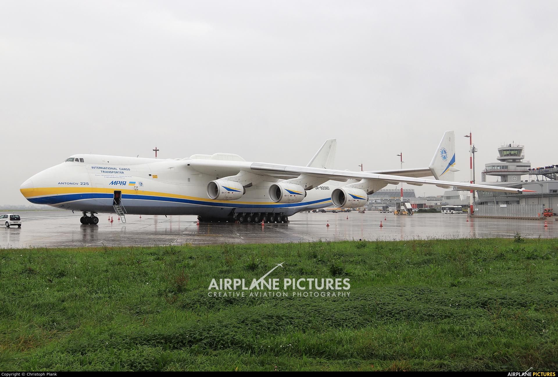 Antonov Airlines /  Design Bureau UR-82060 aircraft at Linz