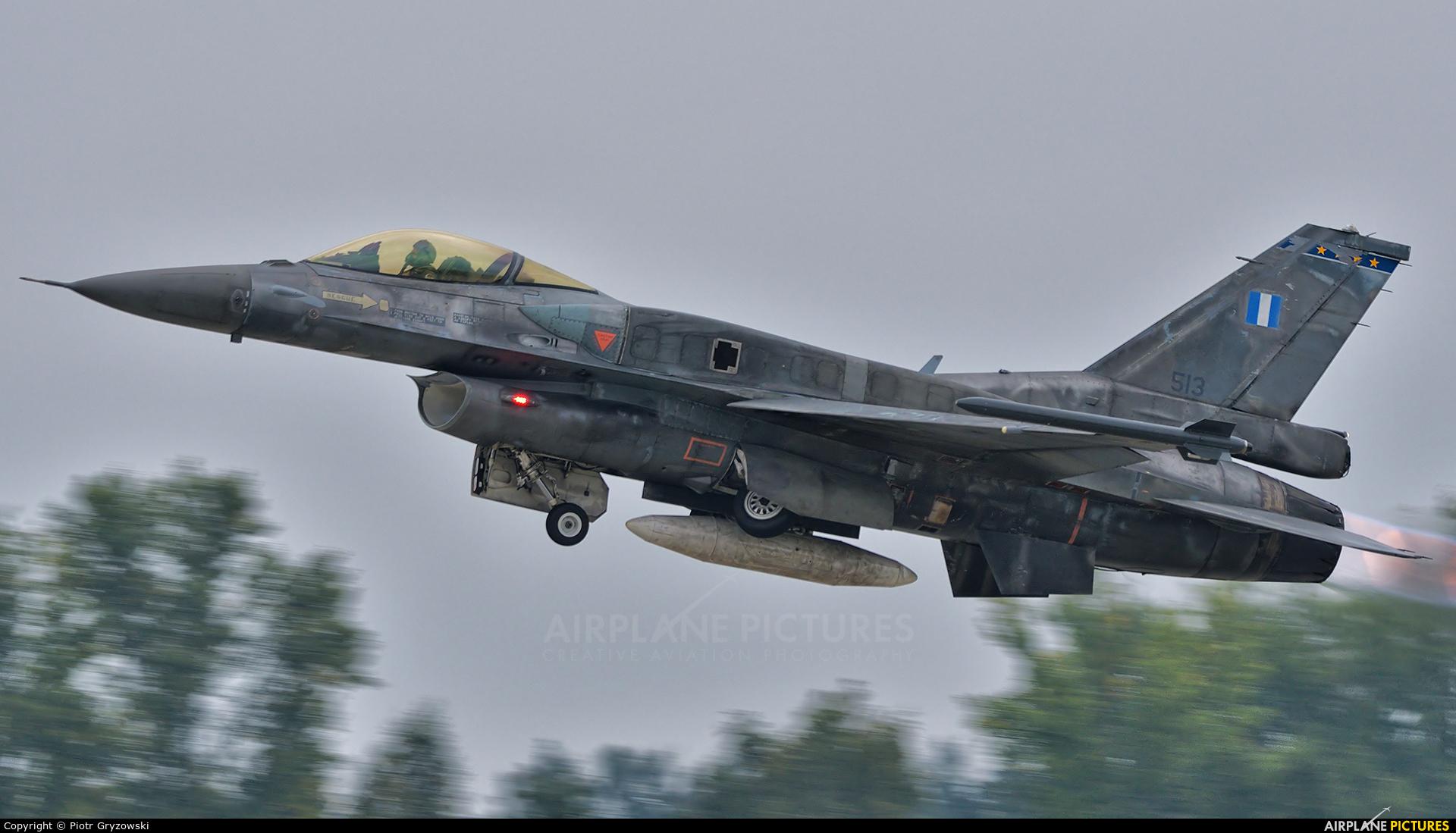 Greece - Hellenic Air Force 513 aircraft at Ostrava Mošnov