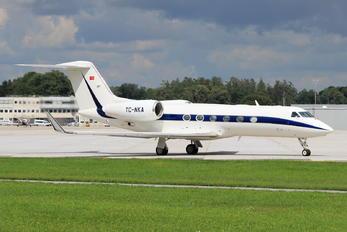 TC-NKA - Private Gulfstream Aerospace G-IV,  G-IV-SP, G-IV-X, G300, G350, G400, G450