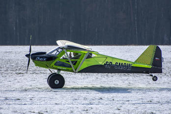 - - Private Rainbow Aircraft SkyReach BushCat