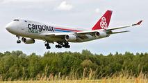 LX-SCV - Cargolux Italia Boeing 747-400F, ERF aircraft