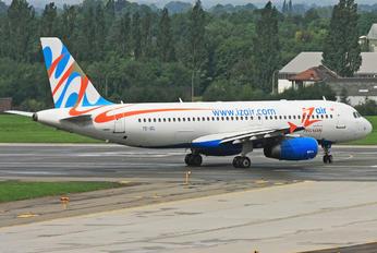 TC-IZL - IZair Airbus A320