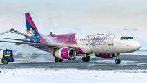 HA-LWU - Wizz Air Airbus A320 aircraft