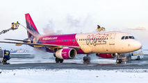 HA-LWU - Wizz Air Airbus A320 aircraft