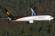 N354UP - UPS - United Parcel Service Boeing 767-300F aircraft