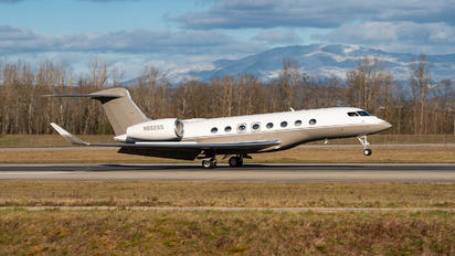 N892SS - Private Gulfstream Aerospace G650, G650ER