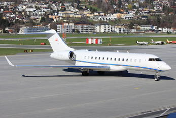 OE-IEO - Private Bombardier BD-700 Global Express