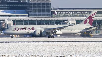 A7-BCC - Qatar Airways Boeing 787-8 Dreamliner