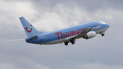 G-THOP - Thomson/Thomsonfly Boeing 737-300