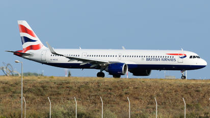 G-NEOZ - British Airways Airbus A321 NEO