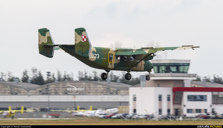 Poland - Air Force 0223 aircraft at Mielec