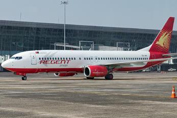 S2-AIV - Regent Airways Boeing 737-800
